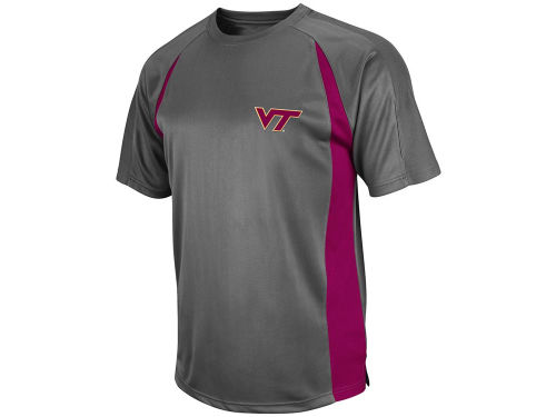 Virginia Tech Hokies Colosseum NCAA Gunner Performance T-Shirt