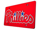 Philadelphia Phillies Rico Industries Acrylic Laser Tag Auto Accessories