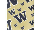Washington Huskies Gift Wrap 2 Sheets Holiday