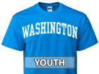 Washington Huskies NCAA Arch T-Shirt T-Shirts