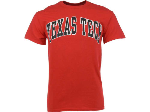 Texas Tech Red Raiders NCAA Bold Arch T-Shirt