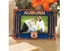 Auburn Tigers Art Glass Picture Frame Bed & Bath