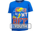 Kansas Jayhawks NCAA Youth BFF T-Shirt T-Shirts