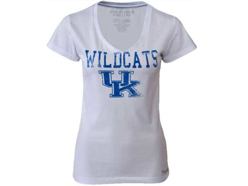 Kentucky Wildcats Colosseum NCAA Clipper T-Shirt