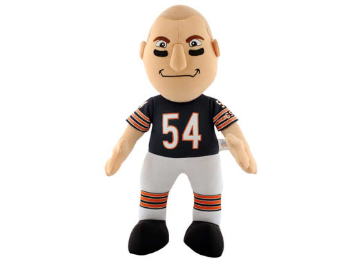 Chicago Bears Brian Urlacher NFL 14-Inch Player Plush