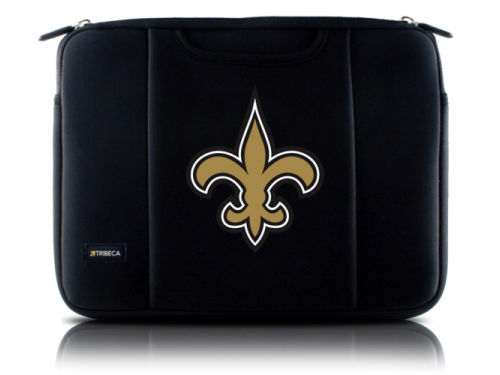 New Orleans Saints 16inch Laptop Sleeve