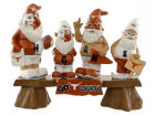 Texas Longhorns NCAA Fan Gnome Bench Lawn & Garden