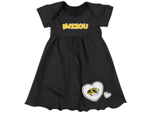 Missouri Tigers Colosseum NCAA Newborn Superfan Dress