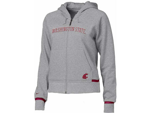 Washington State Cougars Nike NCAA Womens College Hoodie