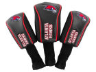 Atlanta Hawks Mcarthur 3pk Headcover Golf