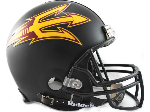 Arizona State Sun Devils Riddell NCAA Authentic Helmet