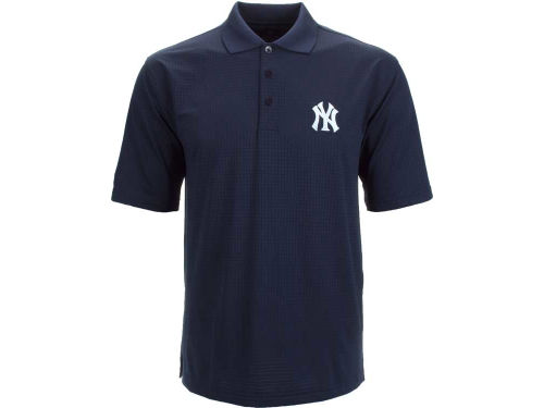 New York Yankees Antigua MLB Pheonix Polo