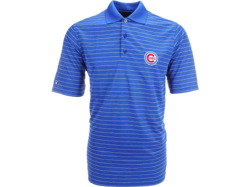Chicago Cubs Antigua MLB Elevate Polo