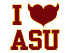 Arizona State Sun Devils Vinyl Decal Auto Accessories