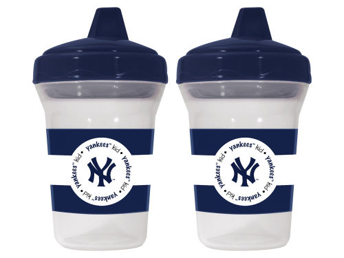New York Yankees 2-pack Sippy Cup Set