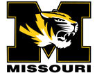Missouri Tigers 4x4 Magnet Auto Accessories