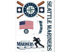 Seattle Mariners Wincraft Decal Ultra 11x17 Bumper Stickers & Decals