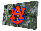 Auburn Tigers Camo Laser Tag Auto Accessories