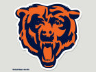 Chicago Bears Wincraft Die Cut Color Decal 8in X 8in Bumper Stickers & Decals