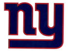 New York Giants Wincraft Die Cut Color Decal 8in X 8in Bumper Stickers & Decals