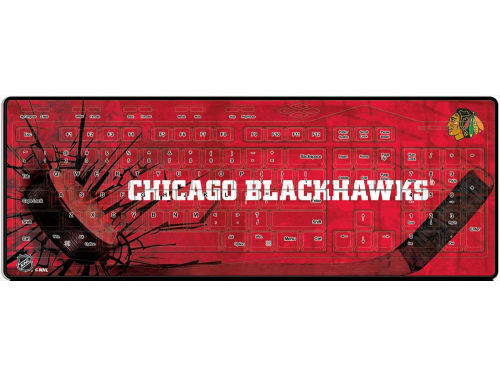 Chicago Blackhawks Wireless Keyboard