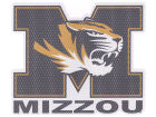 Missouri Tigers 8inch Perf Decal Bumper Stickers & Decals