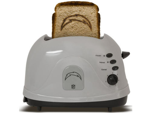 San Diego Chargers Pro Toast Toaster