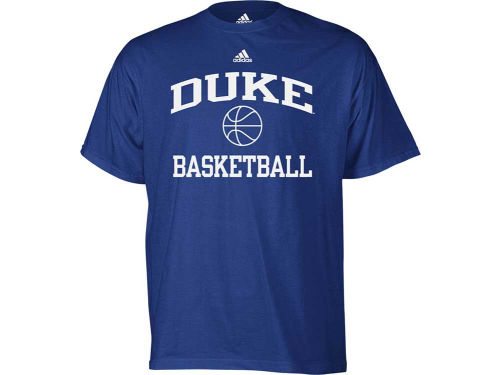 Duke Blue Devils adidas NCAA Basketball Coln T-Shirt
