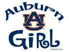 Auburn Tigers Wincraft 3x4 Ultra Decal Bumper Stickers & Decals