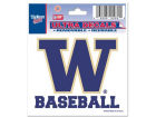 Washington Huskies Wincraft 3x4 Ultra Decal Auto Accessories