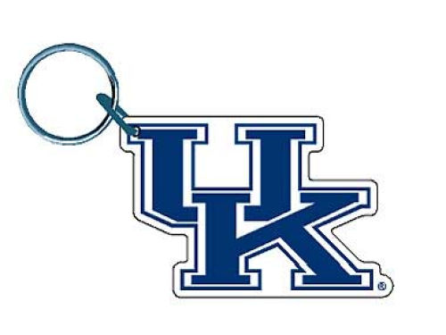 Kentucky Wildcats Wincraft Acrylic Key Ring