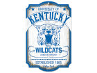 Kentucky Wildcats Wincraft 11x17 Wood Sign Kitchen & Bar
