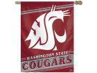 Washington State Cougars Wincraft 27X37 Vertical Flag Flags & Banners
