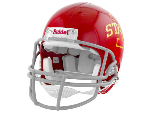 Iowa State Cyclones Riddell NCAA Authentic Helmet