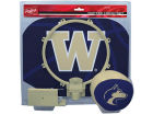 Washington Huskies Jarden Sports Slam Dunk Hoop Set Outdoor & Sporting Goods