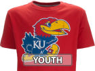 Kansas Jayhawks NCAA Andrew Youth T-Shirt T-Shirts