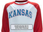 Kansas Jayhawks NCAA Long Sleeve Cody Youth T-Shirt T-Shirts