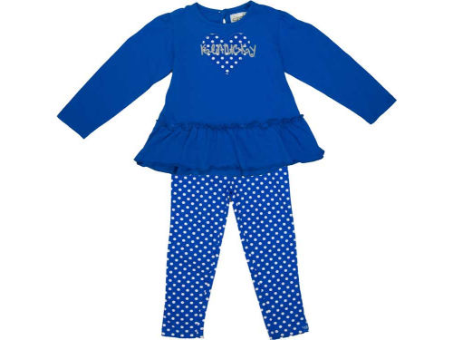 Kentucky Wildcats NCAA Maya Toddler Outfit