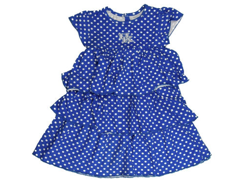 Kentucky Wildcats NCAA Natasha Toddler Dress