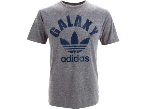 LA Galaxy MLS Large Trefoil T-Shirt