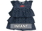 Mississippi Rebels NCAA Natasha Infant Dress Outfits