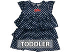 Mississippi Rebels NCAA Natasha Toddler Dress Outfits