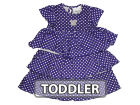 Washington Huskies NCAA Natasha Toddler Dress Outfits