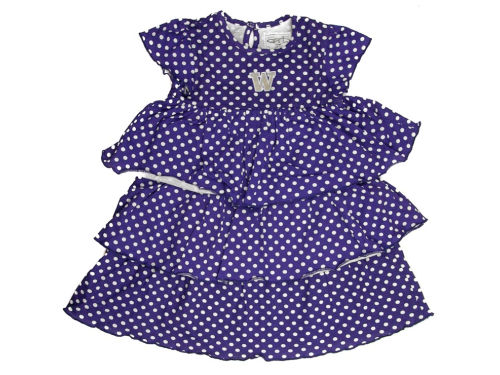 Washington Huskies NCAA Natasha Toddler Dress