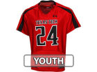 Texas Tech Red Raiders Under Armour NCAA UA Youth Replica Football Jersey Jerseys