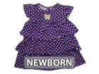 Washington Huskies NCAA Natasha Newborn Dress Infant Apparel