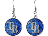 Aminco Inc. Glitter Dangle Earrings Aminco Gameday & Tailgate