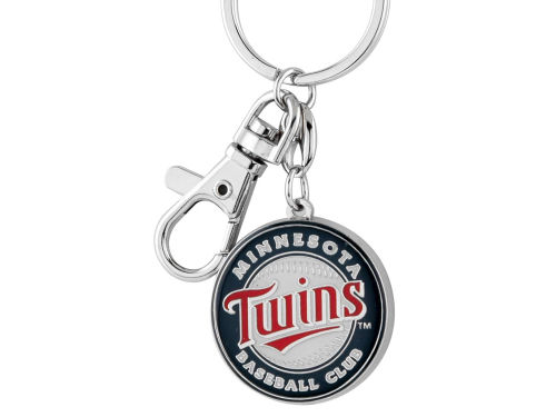 Minnesota Twins Aminco Inc. Heavyweight Keychain