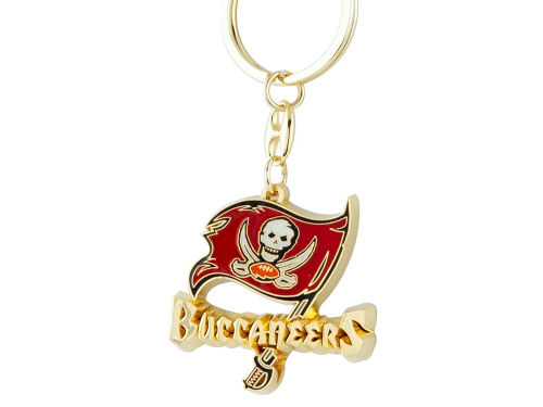 Tampa Bay Buccaneers Heavyweight Keychain