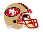 San Francisco 49ers Aminco Inc. Helmet Pin Gameday & Tailgate